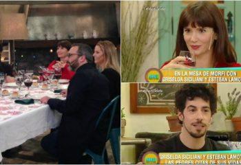 Griselda Siciliani habló de más y expuso a Esteban Lamothe