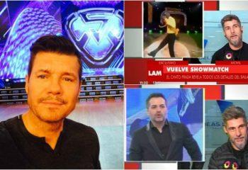 """Pablo """"Chato"""" Prada adelantó la apertura de <i>Showmatch</i>"""