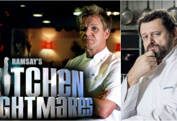 <i>Kitchen Nightmares</i> es <i>Pesadilla en la cocina</i>