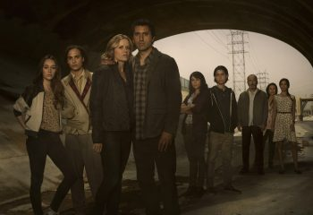 Fear the walking dead (temporada 2b)