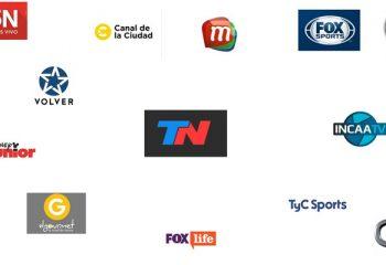 TN, el canal más nominado