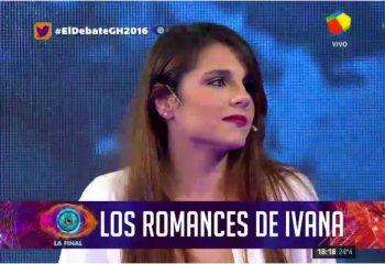 Ivana Icardi pasó por <i>El debate</i>