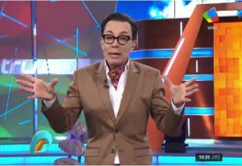 La palabra de Marcelo Polino luego del escándalo con Pampita