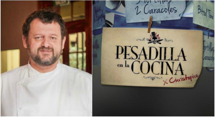 Tapaarranquepesadilla for Pesadilla en la cocina brasas