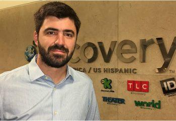 Discovery nombró a su nuevo gerente de ventas publicitarias para el Cono Sur
