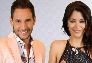 Carla Conte y Rodrigo Lussich cuentan sus expectativas en la previa de <i>Confrontados</i>