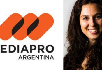 Jimena Hernández asumió como Directora Argentina de Mediapro