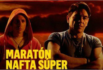 Space presentó una maratón de <i>Nafta Súper</i>