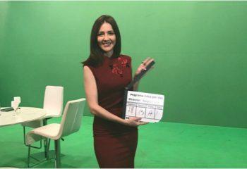 Cristina Pérez, entre la ficción y las noticas