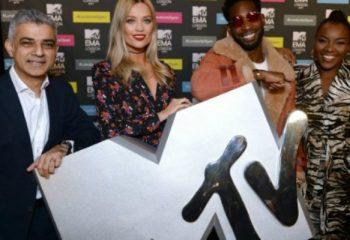 Londres será la ciudad de los premios MTV EMA 2017