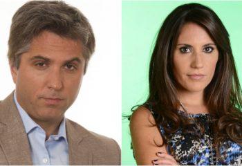 Maxi Montenegro y Mariana Verón, la nueva dupla de El nueve