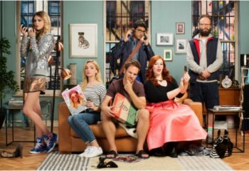 <i>I live with models</i>  regresa a Comedy Central con nueva temporada