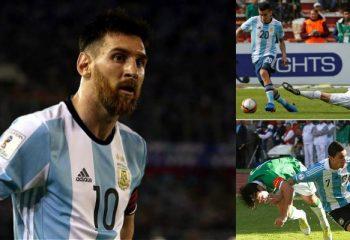 La TV se tiñó de Messi