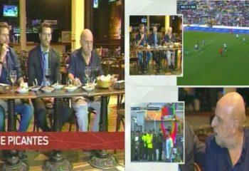 Bloque especial en <i>Telenoche</i> por la derrota de la Selección Argentina