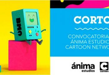 Junto a Ánima Estudios, Cartoon Network lanza su segundo concurso de animación