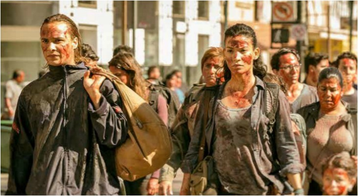 AMC renueva Fear The Walking Dead para una cuarta temporada ...