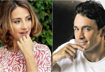 Sebastián Estevanez y Eleonora Wexler ya se muestran juntos por <i>Golpe al corazón</i>