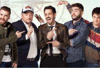 Comedy Central estrena la versión argentina de <i>La culpa es de Colón</i>