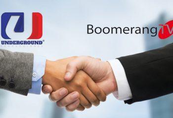 Underground se une a la productora española Boomerang TV para <i>El extranjero</i>