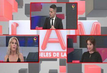 Yanina Latorre mandó al frente a la producción de Marcelo Tinelli