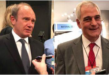 Las declaraciones de Walter Burzaco y Sergio Veiga en el inicio de Jornadas Internacionales