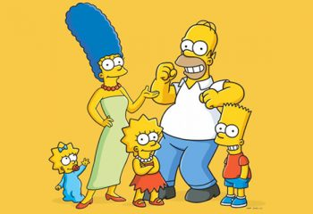 La primera semana de <i>Los Simpsons</i> al mediodía