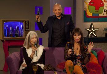<i>Muy Muscari</i> despide la temporada con Moria Casán y María Kodama