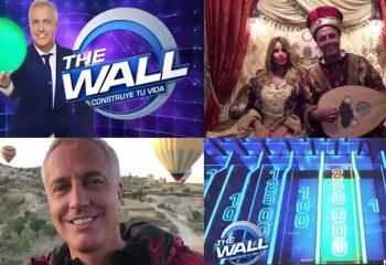 Final para <i>Por el mundo</i> y estreno para <i>The Wall</i>