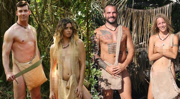 Supervivencia al desnudó sin censura fotos