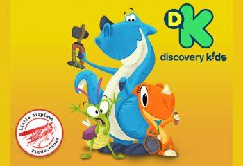 Discovery Kids Latin America anuncia la producción de nueva serie animada