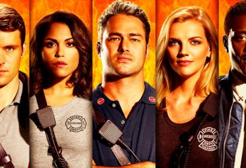 <i>Chicago fire</i> estrena su sexta temporada