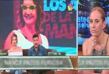 José María Listorti salió al cruce de Nancy Pazos en <i>Este es el show</i>