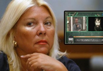 Gerardo Rozín explicó la baja de Elisa Carrió a la entrevista pactada