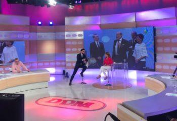 La palabra de Diego Leuco tras los insultos a su papá en los Martín Fierro de Radio