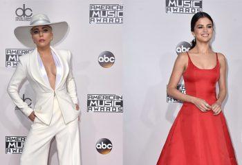 Lo mejor de la alfombra roja de los American Music Awards llega a la pantalla de E!