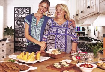 El especial <i>Los Ángeles de la Cocina</i> llega a la pantalla de Food Network