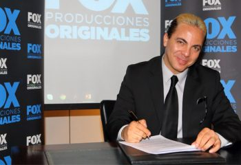 Cristian Castro se suma como actor a la pantalla de FX