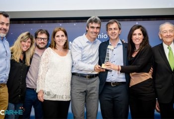 Discovery obtuvo el Premio Mercurio por su producción OVERHAULIN' ARGENTINA