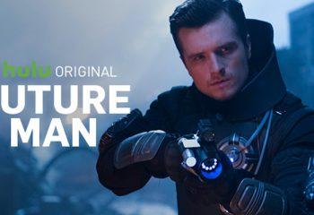Josh Hutcherson llega con <i>Future Man</i>