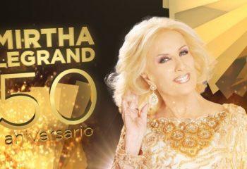 Mirtha Legrand anuncia su llegada a Mar del Plata