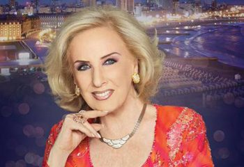 Mirtha Legrand con fecha de final para su temporada en Mar del Plata