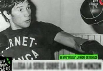 La familia de Monzón habló sobre la biopic del popular boxeador