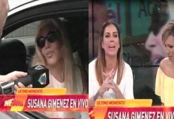 Susana Giménez habló con <i>Infama</i>
