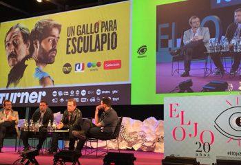 Turner dice presente en El Ojo de Iberoamérica