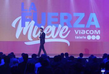 """Viacom-Telefe lanzó su programación 2018: """"Upfront, la fuerza mueve"""""""