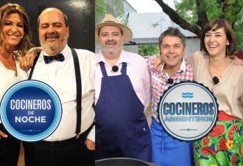 <i>Cocineros argentinos</i> multiplica sus resultados para Kapow