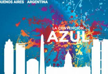 Se llevó a cabo la primera edición de La Convención Azul