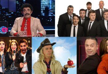 Encuesta: ¿Cuál fue el mejor programa humorístico de 2017?