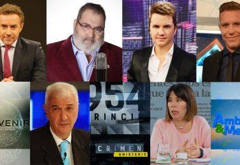 Encuesta: ¿Cuál fue el mejor programa periodístico de 2017?