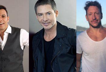 Martín Bossi y Nicolás Vazquez junto a Suar para FOX Networks Group Latin America